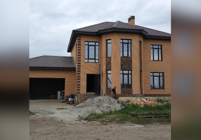 фото кирпичных домов краснодар строят